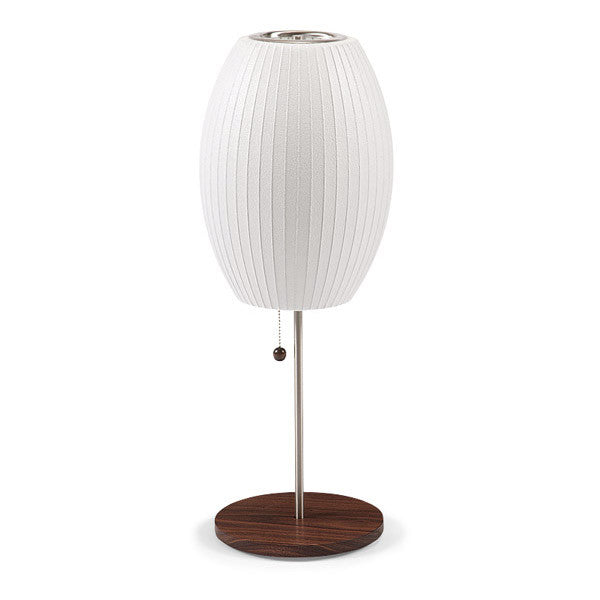Cigar Lotus Table Bubble Lamp - George Nelson - Modernica - Vertigo Home