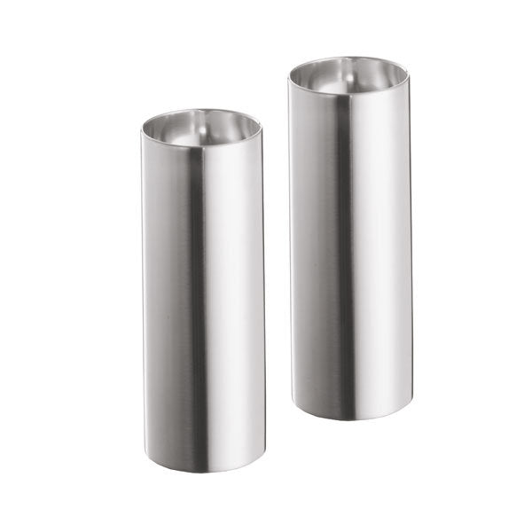 Cylinda-Line Salt + Pepper Shakers - Vertigo Home