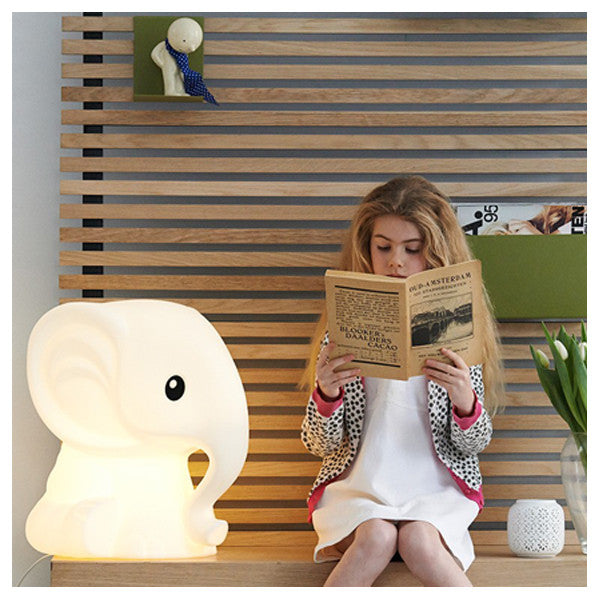 Anana Elephant Lamp by Mr Maria - Vertigo Home