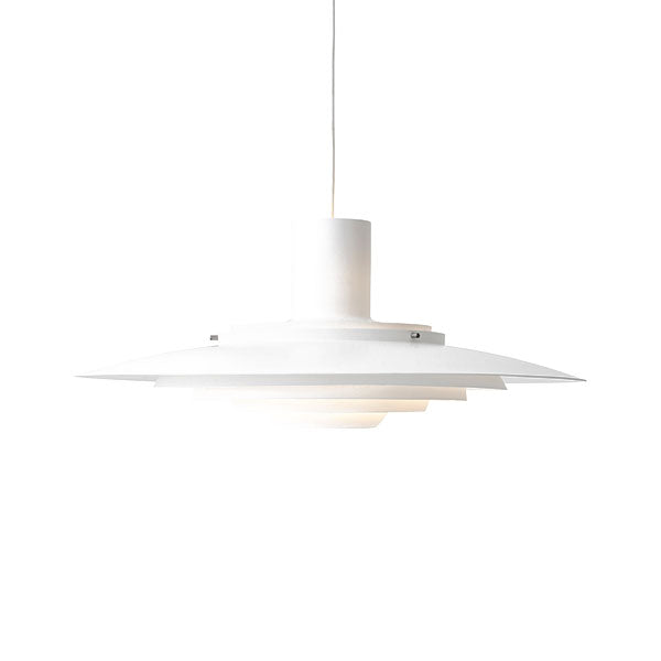 P376 KF2 Pendant Matte White - &tradition - Kastholm & Fabricius