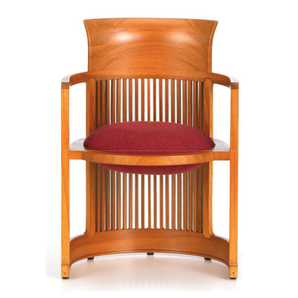 Vitra Miniature Frank Lloyd Wright Barrel Chair Vertigo Home