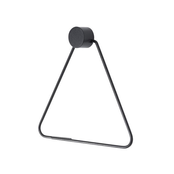 Black Toilet Paper Holder by Ferm Living at www.vertigohome.us