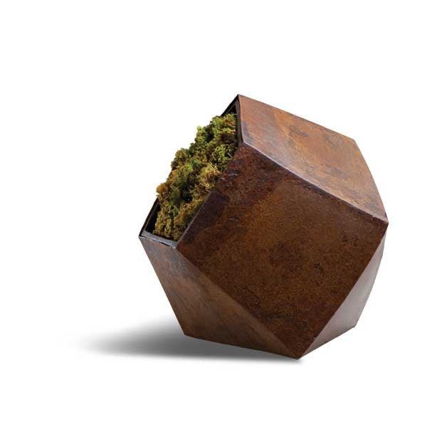 Boulders Floor Planter Medium by Jinggoy Buensuceso for Hive - Vertigo Home
