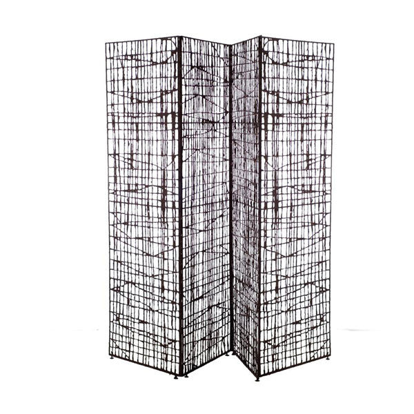C-U C-Me Folding Screen 4 by Kenneth Cobonpue for Hive - Vertigo Home