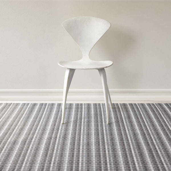 Shadow Heddle Woven Floor Mat by Chilewich