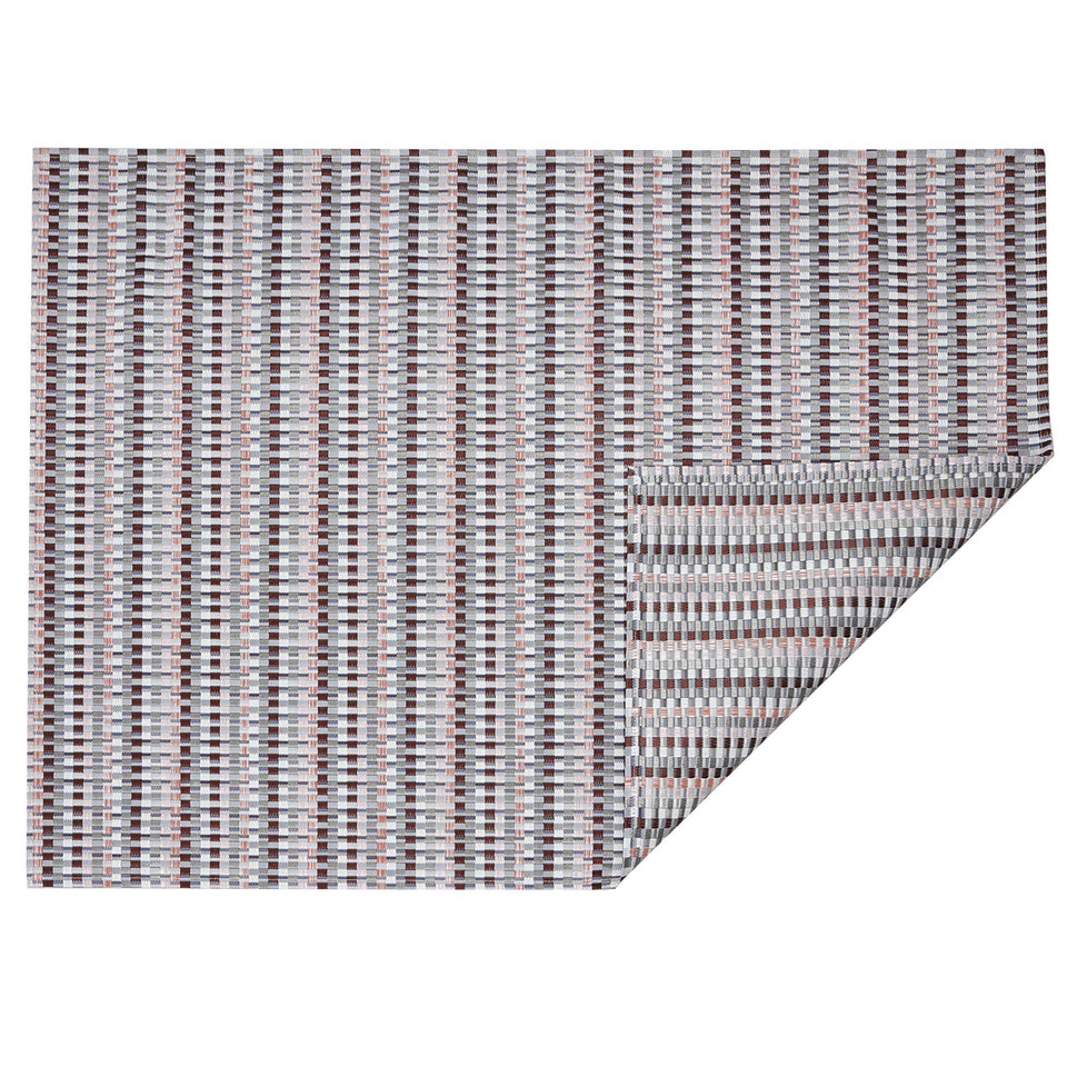 Dogwood Heddle Woven Floor Mat by Chilewich