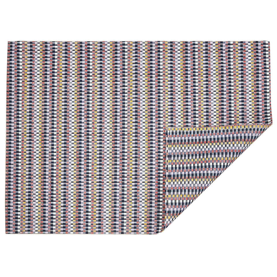 Parade Heddle Woven Floor Mat by Chilewich