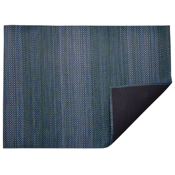 Forest Quill Woven Floor Mat by Chilewich