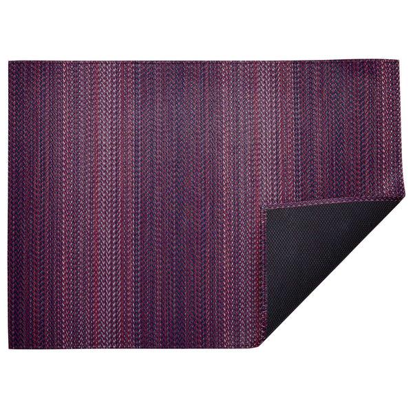 Mulberry Quill Woven Floor Mat by Chilewich