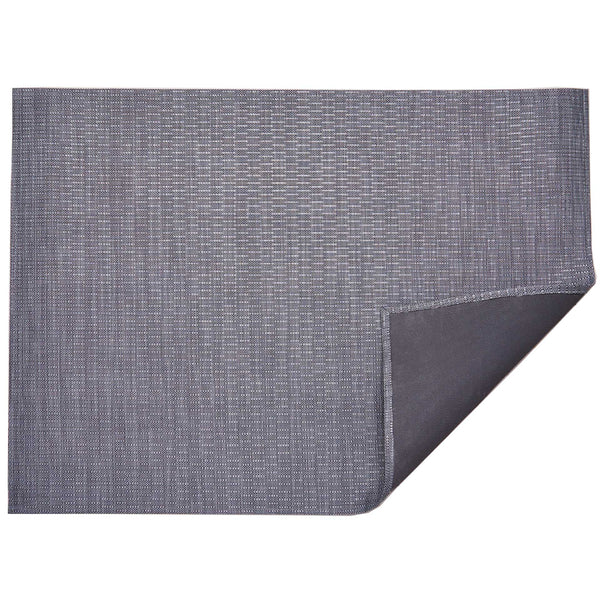 Pewter Thatch Woven Floor Mat by Chilewich