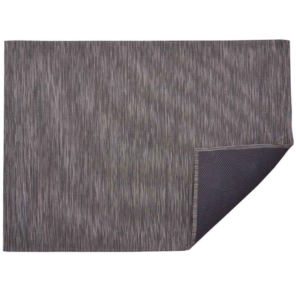 Grey Flannel Bamboo Woven Floor Mat by Chilewich
