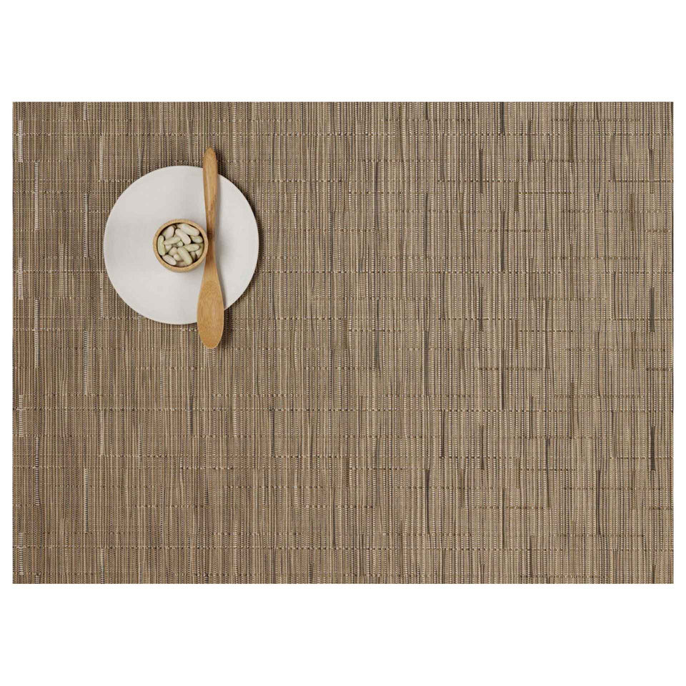 Camel Bamboo Placemats & Runner by Chilewich