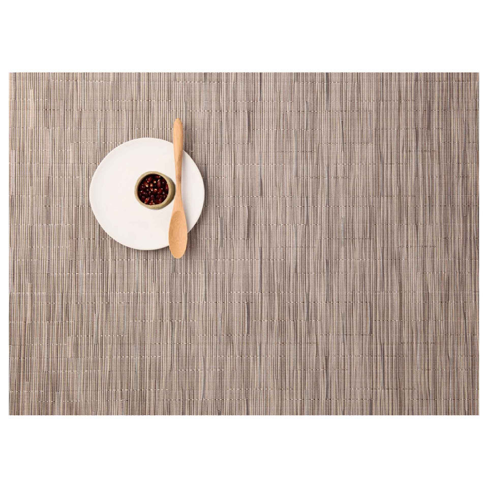 Dune Bamboo Placemats & Runner by Chilewich