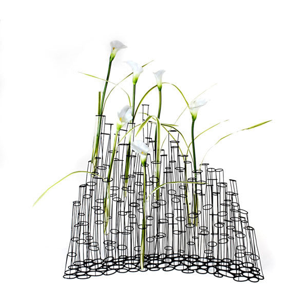 Crokkis Floor Vase by Kenneth Cobonpue for Hive - Vertigo Home