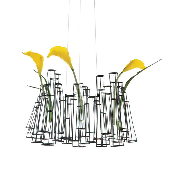 Crokkis Hanging Vase by Kenneth Cobonpue for Hive - Vertigo Home