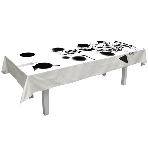 Droog Tableau Tablecloth - Vertigo Home