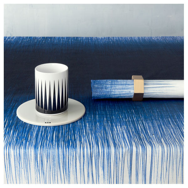Blue Pen Table Cloth by Ferm Living 5515