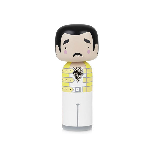 Freddie Wooden Kokeshi Doll by Sketch.inc for lucie kaas