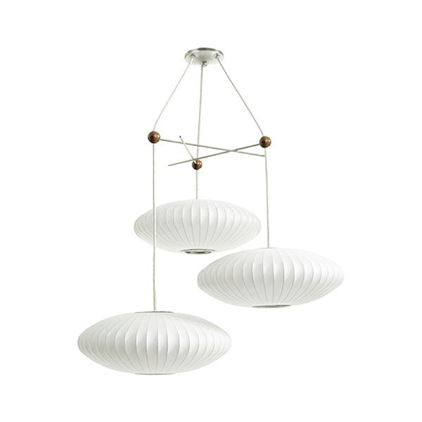 Triple Bubble Lamp Fixture - George Nelson - Modernica - Vertigo Home