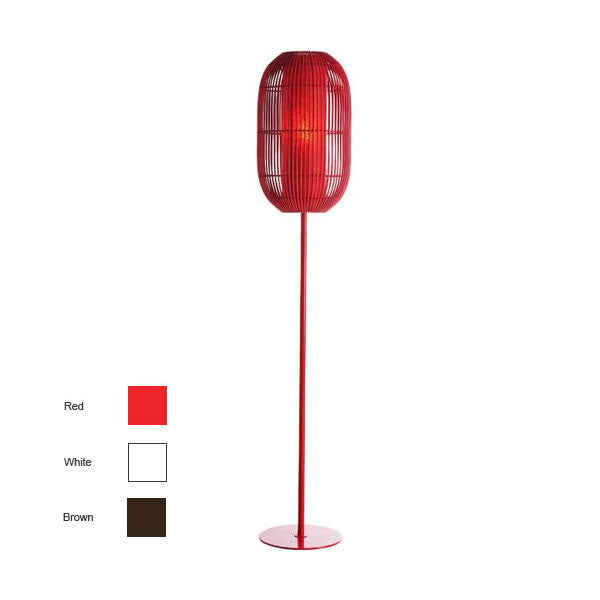 Geisha Floor Lamp by Christy Manguerra for Hive - Vertigo Home