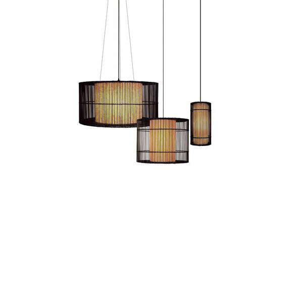 Kai O Hanging Lamp Small by Kenneth Cobonpue for Hive - Vertigo Home