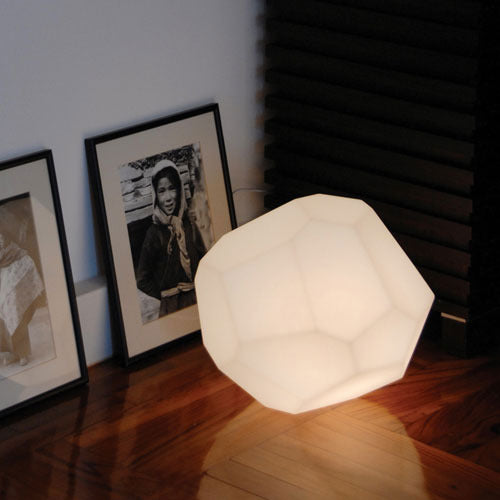 Asteroid Table Lamp by Koray Ozgen for Innermost - Vertigo Home
