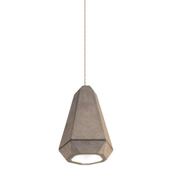 Portland Pendant White by James Bartlett for Innermost - Vertigo Home