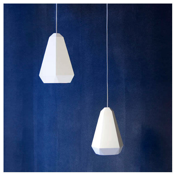 Portland Pendant Plaster by James Bartlett for Innermost