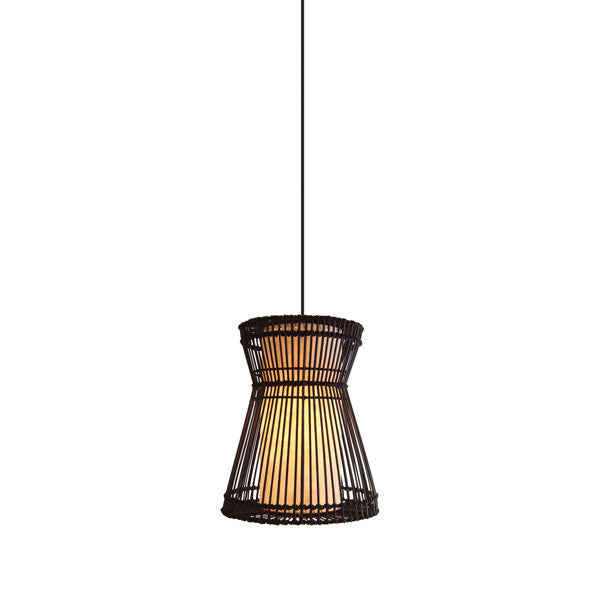 Kai Hara Hanging Lamp by Kenneth Cobonpue for Hive - Vertigo Home