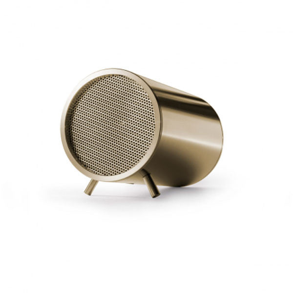 ube Audio Speaker - Brass - Leff amsterdam + Piet Hein Eek at vertigohome.us