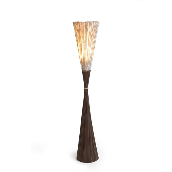 Luau Floor Lamp by Kenneth Cobonpue for Hive - Vertigo Home