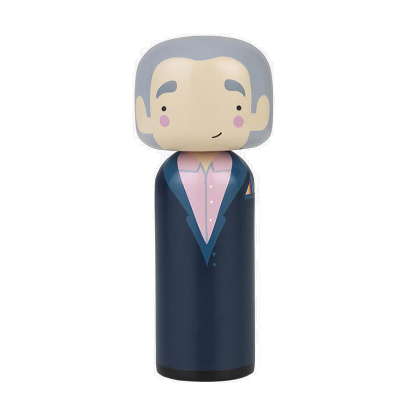 Paul Wooden Kokeshi Doll by Sketch.inc for lucie kaas