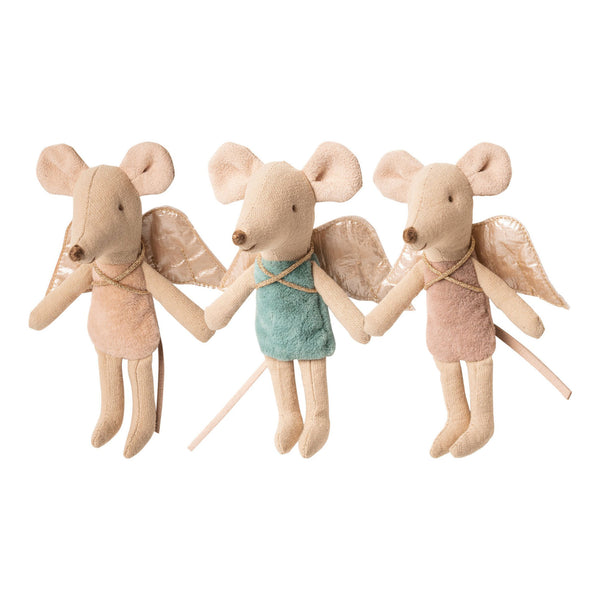 3 Little Sister Fairy Mice by Maileg