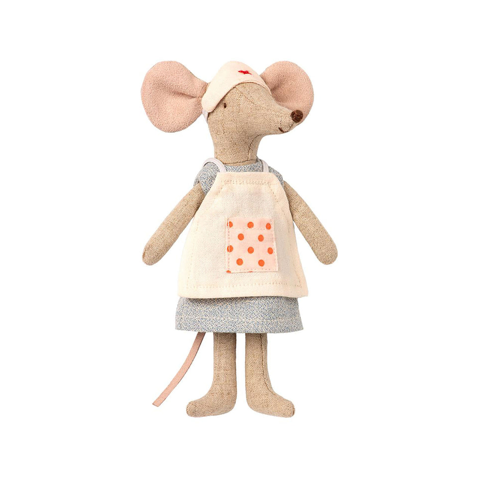 Nurse Mouse by Maileg