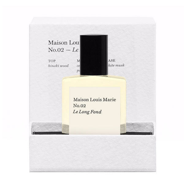 No.02 Le Long Fond - Perfume Oil by Maison Louis Marie
