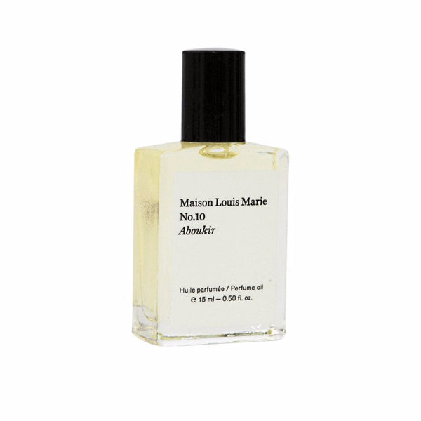 No.10 Aboukir - Perfume Oil by Maison Louis Marie