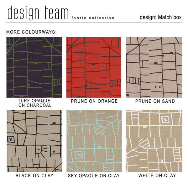 Match Box - Design Team Fabric