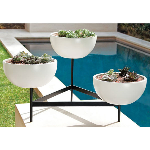 Case Study Medium Bowls w/ Tri Stand