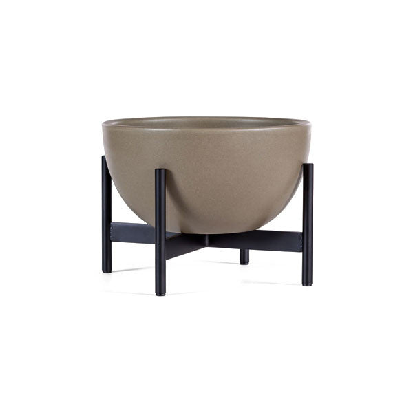 Case Study Table Top Bowl w/ Metal Stand