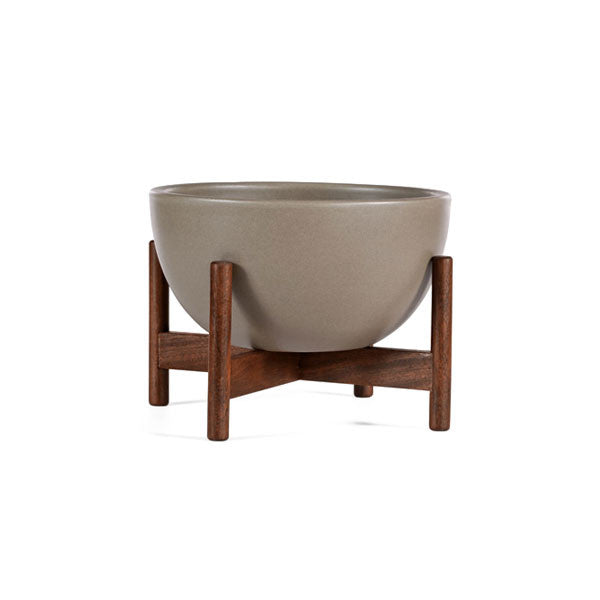 Case Study Table Top Bowl w/ Wood Stand