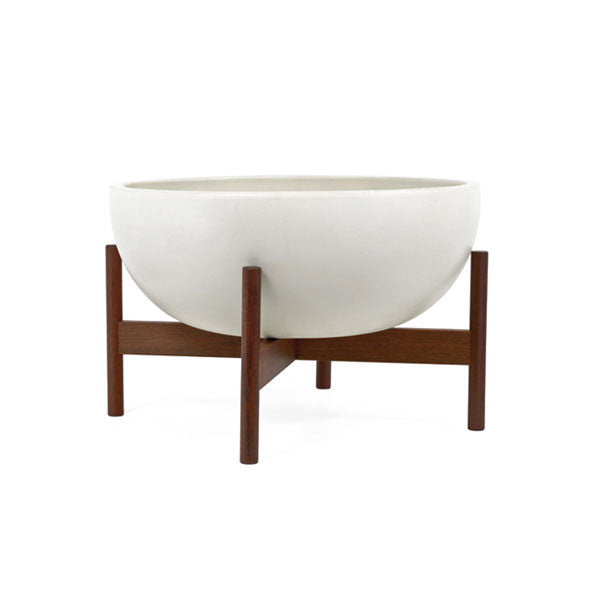 Case Study Large Bowl w/ Wood Stand