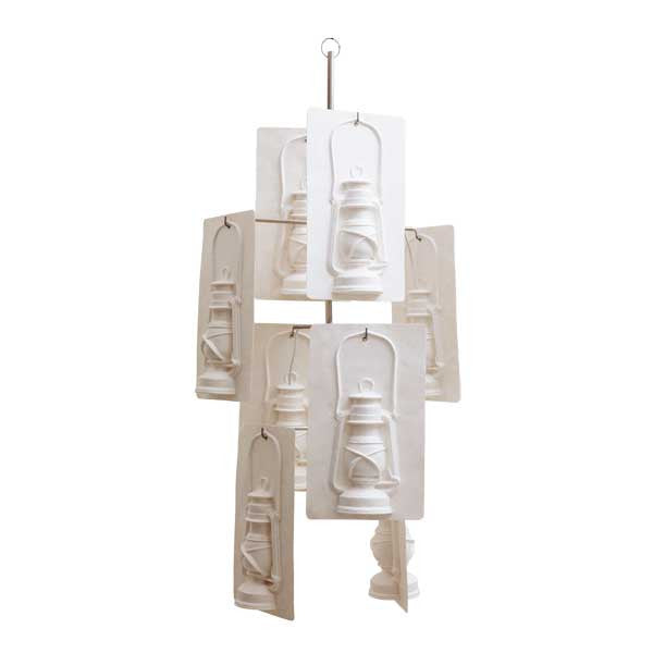 Paperwork Chandelier by Harry Allen for Hive at www.vertigohome.us