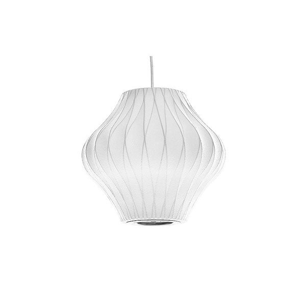 Pear Crisscross Bubble Lamp - George Nelson - Modernica at www.vertigohome.us