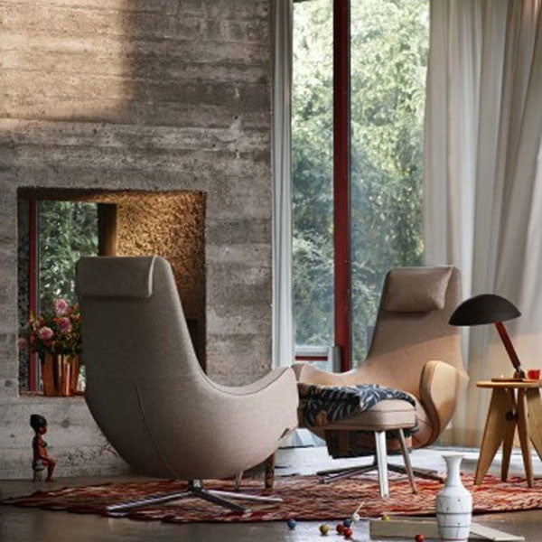 Leather Repos Lounge Chair by Antonio Citterio for Vitra - Vertigo Home