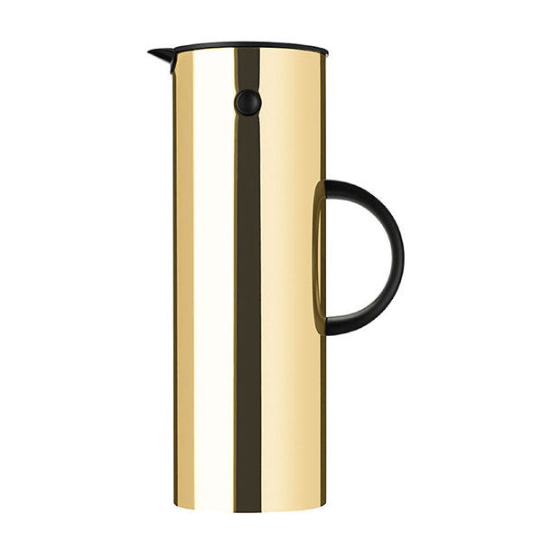 Brass EM77 Thermo Vacuum Jug by Stelton - Vertigo Home