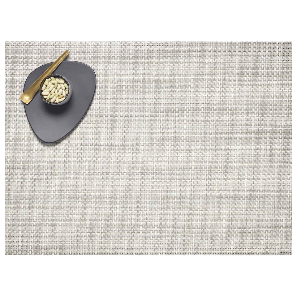 Natural Basketweave Placemat & Runner by Chilewich