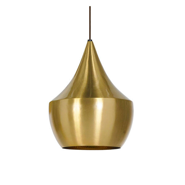 Beat Light - Fat - Brass by Tom Dixon - Vertigo Home