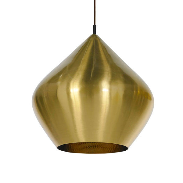 Beat Light - Stout - Brass by Tom Dixon - Vertigo Home