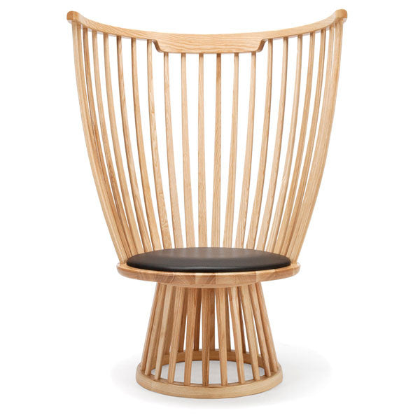 Fan Chair - Natural by Tom Dixon - Vertigo Home