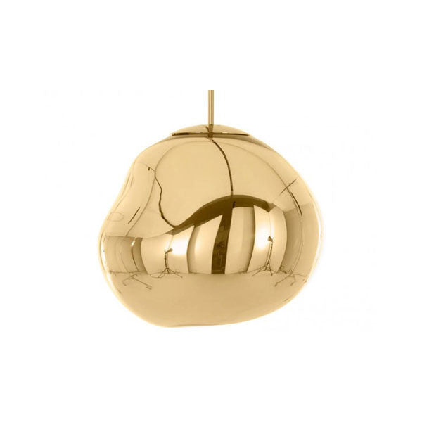 Melt Gold Pendant by Tom Dixon - Vertigo Home